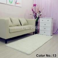 16 colors size 40X60CM Power Threads Microfiber Chenille Floor mat bedroom mat dining room carpet