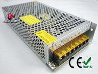 Free Shipping 10W 60W 100W 120W 200W 360W 12V Driver Power Supply for LED Strip Light, 120W 10A Power Supply in 110V/220V Input