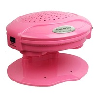 Free shipping Ikonna nail art dryer machine finger dry machine hot and cold function two-way ha