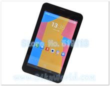 Russian Menu Original Cube U51GT W Talk 7X Android Tablet PC 7 inch Phone Call MTK8312 Dual Core 1.3GHz WCDMA GPS Bluetooth(China (Mainland))