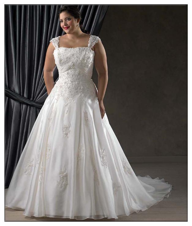 Livraison gratuite! Wr2219 sexy. mancherons perlés robes de mariée taille