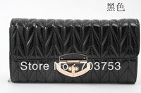 2014 new casual street style hand wallet chain bag