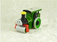 Thomas thomas road roller george magnetic train model