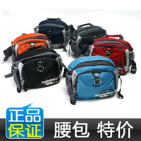Nylon bag outside sport fashionable casual general large size waist pack one shoulder cross-body handbag