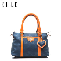 Elle women's bags nylon 28713 one shoulder cross-body handbag female