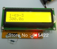 NEW Transistor Tester Capacitor ESR Inductance Resistor LC Meter NPN PNP Mosfet
