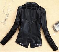 Женская одежда из кожи и замши  0