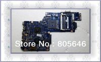 for Toshiba C850 L850 H000038410  HM76 216-0833000 2GB  Non-Integrated Laptop motherboard,45 days warranty & 100%test