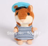 Best gift in 2014 Hamster talking navy hamster