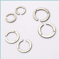 20pcs/lot,Stainless Steel Circlips Corrugated Tube Back-up Rings