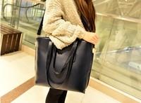 2014 new tide bag big European and American luxury fashion casual shoulder messenger bag