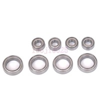 102068 HSP Wheel Mount Ball Bearings For RC 1/10 Model Car 02079 02080 Up Parts