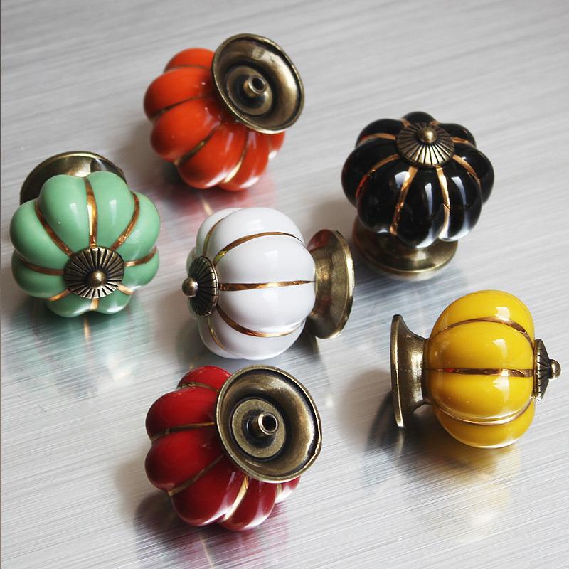 Gabinete Para Baño Una Puerta Inval:Kitchen Cabinet Ceramic Knobs