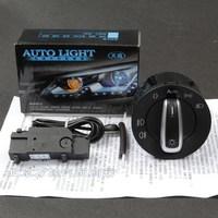 VW Auto Headlight Sensor and Switch for Volkswagen GOLF 5/6 mk5 mk6 Tiguan Passat B6 Touran Jetta MK5 V Sagitar