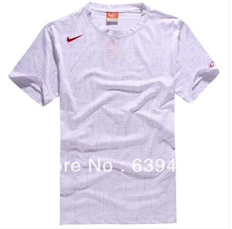 Special wicking speed dry movement short sleeved t-shirt men's tennis shirt badminton wear half sleeve summer sports 010(China (Mainland))