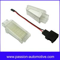 LED Courtesy Door Light Footwell Lamp for Audi A3 A4 S4 RS4 A5 A8 Q5 Q7 TT ,VW Golf5 6 Polo Caddy Jetta Eos Tiguan, Skoda, Seat