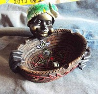 Fashion ashtray personalized at home gift lucky decoration fashion vintage ashtray