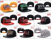 Free Shipping New style Baseball caps Snapback hat Basketball hat Snapback cap snap back caps adjustable hats mixer