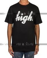 "HIPHOP  ODD FUTURE High Clouds OFWGKTA Golf Wang The original SuFeng "" Men's T-shirt with short sleeves"