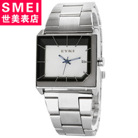 Eyki archer vintage male watch steel strip waterproof mens watch capitales personality quartz watch