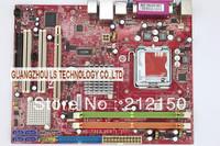 Free shipping 100% tested original mainboard for MSI 945GCM7 V2 945 775pin motherboards DDR2 G31 socket 775