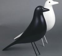 Vitra Eames House Bird Solid Bird Furnishing Articles Pure Handmade Home Decoration Designer Furniture 1pcs/lot