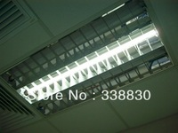 LED Fluorescent Tube Lamp Light T8 0.6m 6w Milky Lens 3years Warranty Free Shipping 50pcs/lot