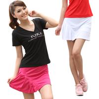 2013 tennis ball dress female badminton skirt sports skirt lining shorts sports 3962 bust skirt
