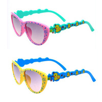 Free shipping!Wholesale Fashion Kids Cute Duck Sunglasses Children New discount Eyewear Glasses