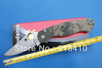 Spyderco C81GPCMO2 Folding Knife S30V Blade Camping Hunting Knives With Digital Camo Handles, FREE SHIPPING