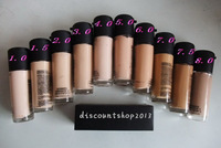 Wholesale - 5pcs/lot brand makeup liquid Foundation Matchmaster foundation SPF 15 35ML (1# - 8#),mix order,Free shipping