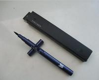 Wholesale - 12pcs/set TOP Quality Brand M Waterproof Makeup Cosmetic Liquid Eye Liner Eyeliner Pen Pencil Bla.Free Ship