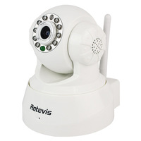 Retevis RT3815W CCTV IP Camera wifi P2P Home Security Webcam Night Vision Motion Detect Two-way Audio F9001B Free App for Phone