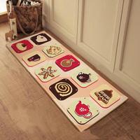 Zakka bedroom carpet cartoon mats kitchen mat bath mat piaochuang pad