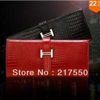 Free Shipping!Fashion Brand Design Leather Lady Women Girl Long Wallets Card Coin Purse,Womens Handbags