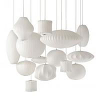 Silk pendant light luxury silk lantern pendant light led silk pendant light