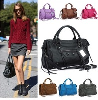 Free shipping 38cm big Bags briefcasemen's shoulder bags business bag women bags