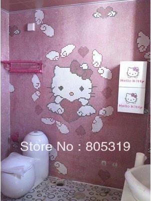 Luxury Hello Kitty Tile  Modern  By American Tile And StoneBacksplashtogo