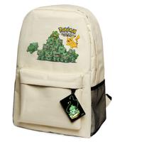 Pokemon pikachu Schoolbag Amine backpack birthday gift