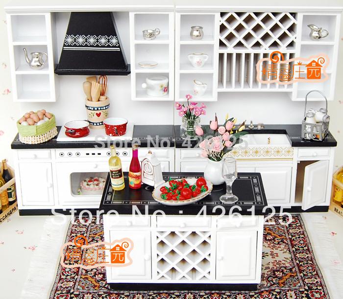 Mini Keuken In Kast : keuken eetkamer set meubels kast w/wastafel kast w/3 stuks wijn kast