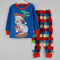new 2014 1piece Retail 100% cotton Sizes: 2T - 3T - 4T - 5T - 6T - 7T clothing for boys girls sport suit children hoodies