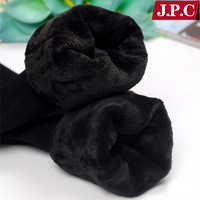 500 grams of cashmere goat embryo seamless density thick velvet pants plus  winter special thick warm leggings trousers
