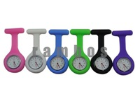 500 Piece Clip Watch Nurse Watch with Silicone Cover