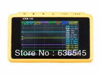 Free shippingPocket type oscilloscope VICTOR 102 handheld and wave VC102 table and wave form