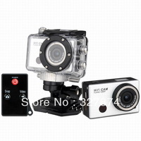 Full HD 1080P Underwater Action Sport Camera CAM built-in WiFi DV Camcorder DV5000 Waterproof camera Mini DV with remote