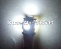 Car led light w5w T10 5SMD 5 SMD Leds 5050SMD