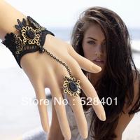 Bracelet female vintage bohemia fashion lace bracelet gift