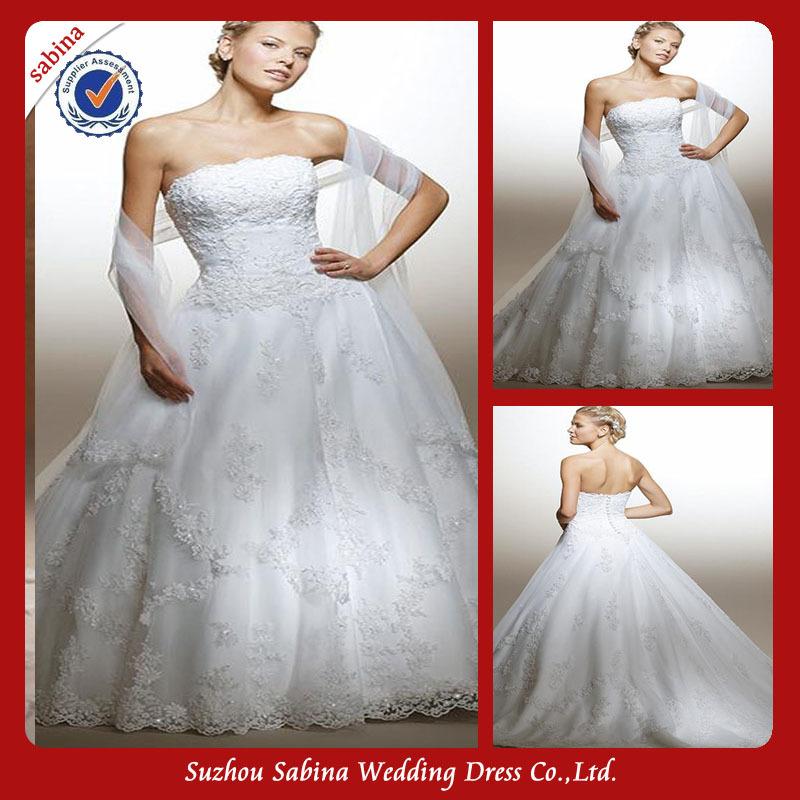 Wedding Dresses Patterns