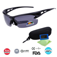 2014 Newest Mens Polarized Driving Sunglasses Men Sprot Sun Glasses with Package Bag Free Shipping S-070