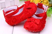 Baby pre-walker shoes infant baby girl prewalker flower soft sole shoes Little Spring Free Dropshipping